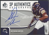 2006 SP Authentic #SPAG Antonio Gates Auto