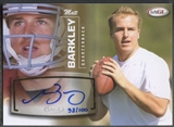 2013 SAGE #4 Matt Barkley Gold Rookie Auto #093/100
