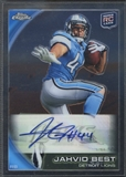 2010 Topps Chrome #C3 Jahvid Best Rookie Auto