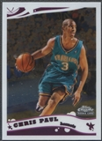 2005/06 Topps Chrome #168 Chris Paul Rookie