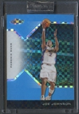 2004/05 Finest #67 Joe Johnson Blue X-Fractors #22/25