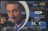 1997/98 Upper Deck Ice Hockey Prepriced Box