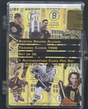 1998 Boston Bruins Alumni Sealed Set