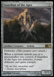Magic the Gathering 2014 Single Guardian of the Ages UNPLAYED