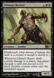 Magic the Gathering 2014 Single Liliana's Reaver UNPLAYED