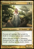 Magic the Gathering Dragon's Maze Single Emmara Tandris UNPLAYED