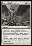 Magic the Gathering Dark Ascension Single Increasing Devotion UNPLAYED