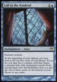 Magic the Gathering Dark Ascension Single Call to the Kindred UNPLAYED
