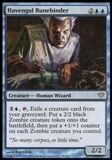 Magic the Gathering Dark Ascension Single Havengul Runebinder UNPLAYED