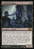 Magic the Gathering 2013 Single Xathrid Gorgon UNPLAYED