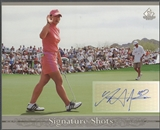 2005 SP Signature #SP Se Ri Pak Signature Shots 8x10 Auto
