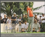 2005 SP Signature #CH Charles Howell III Signature Shots 8x10 Auto