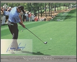 2005 SP Signature #PH Padraig Harrington Signature Shots 8x10 Auto