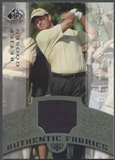 2005 SP Signature #RG Retief Goosen Authentic Fabrics Singles Shirt