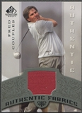 2005 SP Signature #FC Fred Couples Authentic Fabrics Singles Shirt
