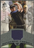 2005 SP Signature #LD Luke Donald Authentic Fabrics Singles Shirt