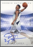 2004/05 SP Authentic #183 Devin Harris Rookie Auto #081/999