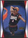 2004/05 SP Game Used #97 Andre Iguodala Parallel Rookie #08/50