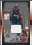 2004/05 SP Game Used #66 Antoine Walker Jersey