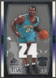 2004/05 SP Game Used #79 Jamal Mashburn Jersey