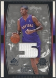 2004/05 SP Game Used #88 Jalen Rose Jersey