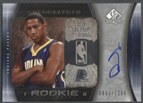2005/06 SP Authentic #107 Danny Granger Rookie Auto #0893/1299