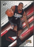2004/05 SP Authentic #AI Andre Iguodala Fabrics Rookie Patch #23/50