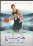 2004/05 SP Authentic #176 Robert Swift Limited Rookie Auto #026/100
