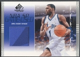 2003/04 SP Game Used #65 Tracy McGrady Jersey