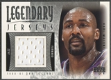 2001/02 Upper Deck Legends #KMJ Karl Malone Legendary Jersey