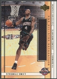 2001/02 Upper Deck #SSAS Stromile Swift NBA All-Star Authentics Jersey