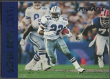 1993 Pinnacle #3 Emmitt Smith Super Bowl XXVII