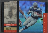 1995 SP #31 Emmitt Smith Holoview Die Cut