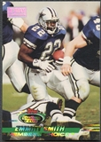 1993 Stadium Club #491 Emmitt Smith First Day Memmers Choice