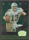 1994 Playoff Contenders #1 Joe Montana & Dan Marino Back-to-Back
