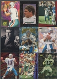 1990's Dan Marino 11 Card Lot