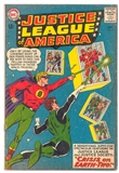 Justice League of America #22 VG/FN