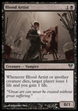 Magic the Gathering Avacyn Restored Single Blood Artist UNPLAYED
