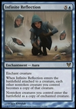 Magic the Gathering Avacyn Restored Single Infinite Reflection UNPLAYED