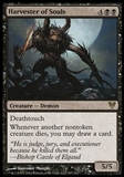Magic the Gathering Avacyn Restored Single Harvester of Souls Foil UNPLAYED