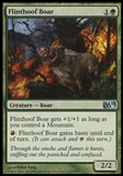 Magic the Gathering 2013 Single Flinthoof Boar UNPLAYED