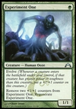 Magic the Gathering Gatecrash Single Experiment One UNPLAYED