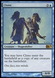 Magic the Gathering 2013 Single Clone Foil UNPLAYED