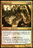 Magic the Gathering Gatecrash Single Rubblehulk Foil UNPLAYED