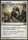 Magic the Gathering 2014 Single Celestial Flare Foil UNPLAYED