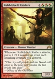 Magic the Gathering Gatecrash Single Rubblebelt Raiders Foil UNPLAYED