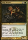 Magic the Gathering Return to Ravnica Single Dreg Mangler Foil - NEAR MINT (NM)