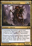 Magic the Gathering Gatecrash Single Consuming Aberration UNPLAYED