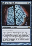 Magic the Gathering Dark Ascension Single Call to the Kindred Foil - NEAR MINT (NM)