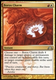 Magic the Gathering Gatecrash Single Boros Charm Foil UNPLAYED